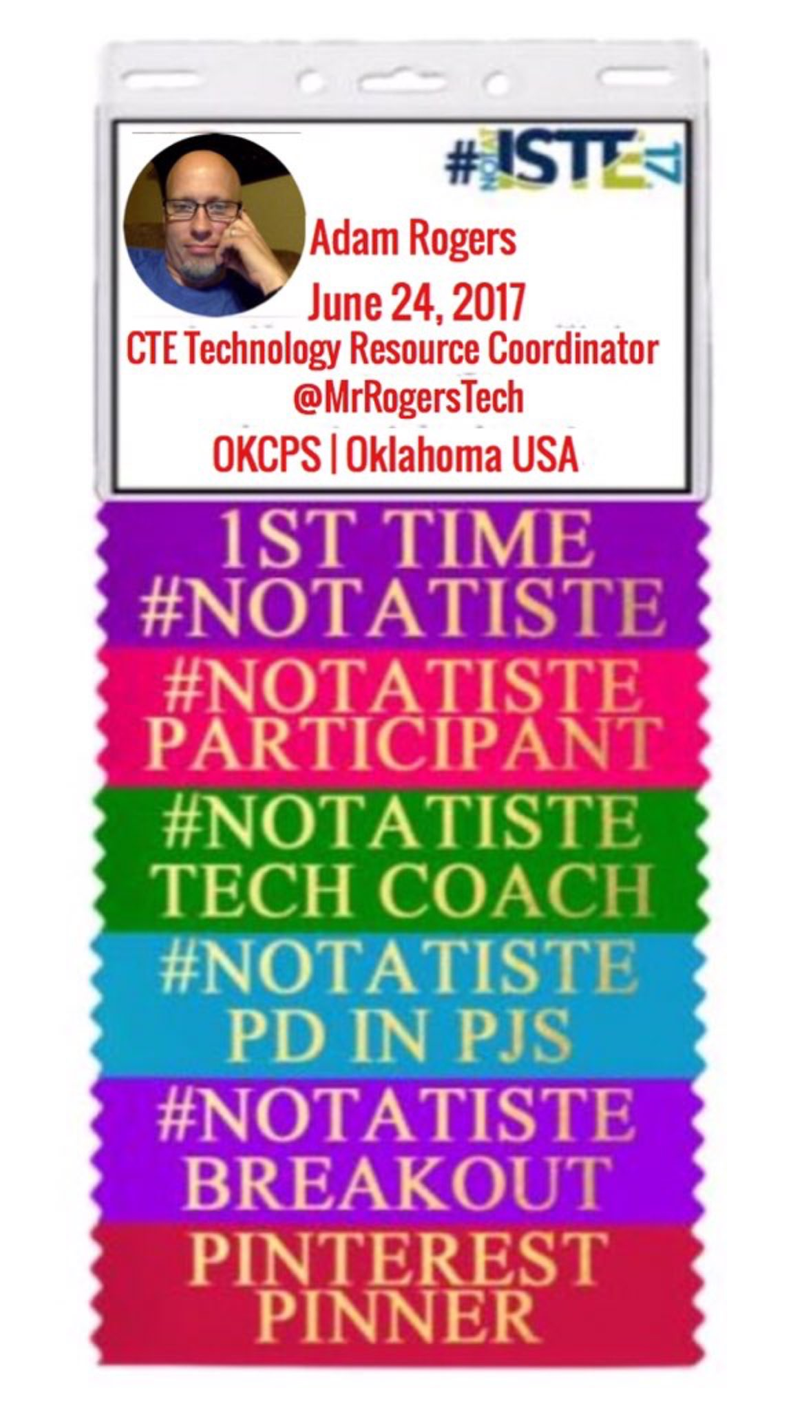 Please share while you are at #ISTE17 for those #notatISTE17 #oklaed https://t.co/vkCuESsvzy