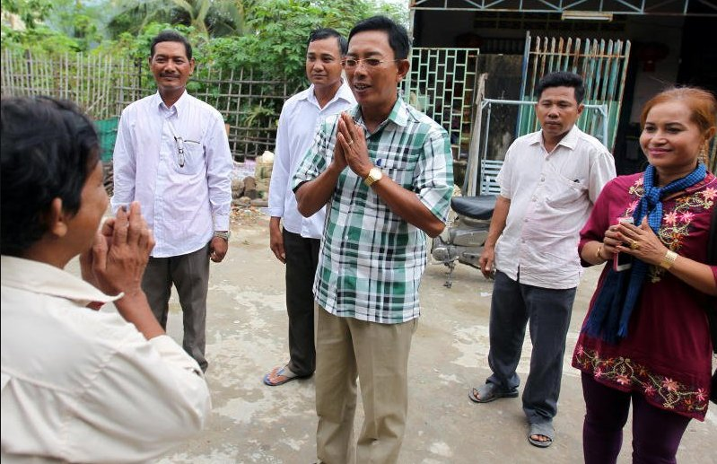 Official results confirm Cambodian opposition gains in local polls