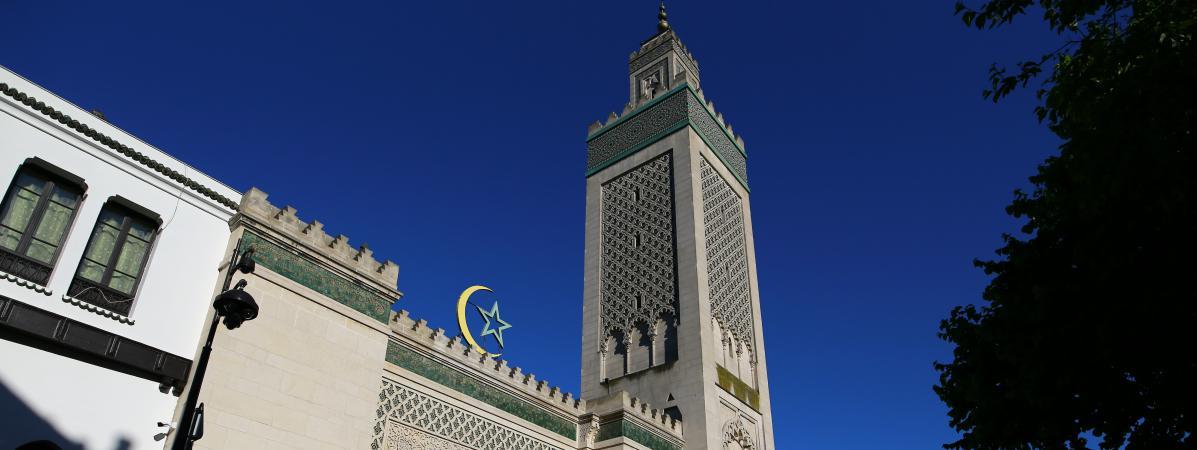 La fête de rupture du jeûne du ramadan, l'Aïd el-Fitr, fixée à dimanche en France