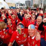 Lions fans set to boost Wellington economy