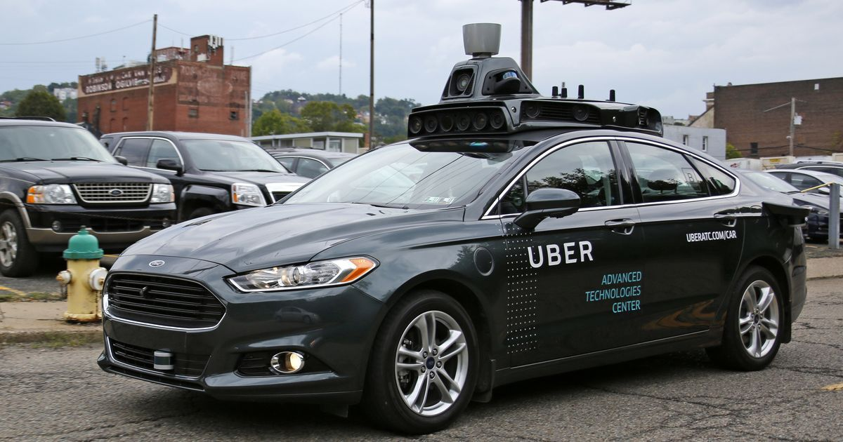 Cities vie to become hubs of self-driving technology