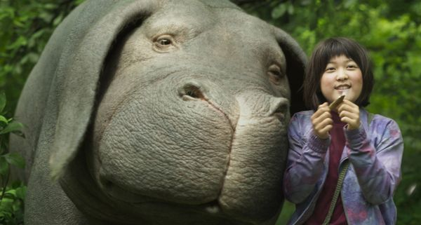 Five reasons to see 'Okja' (besides the giant pig)