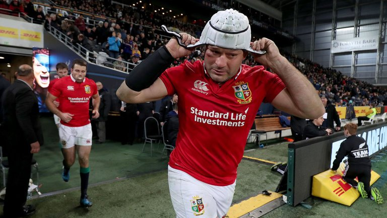 test Twitter Media - Rory Best will lead the Lions in their final midweek game of the tour, against the Hurricanes on Tuesday: https://t.co/7Sg8APV8dJ https://t.co/JpHTixLCxU