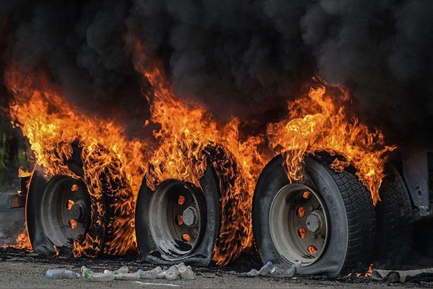 Overturned oil tanker explodes in Pakistan, killing 120