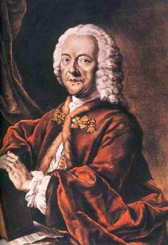 RT @RainerKrause9: #Geschichte Georg Philipp Telemann  † 25. Juni 1767 in Hamburg  Komponist des Barock. https://t.co/PG5FJ25a2X