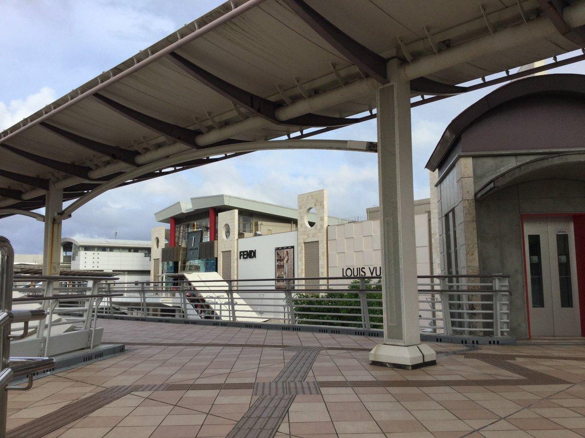 咲-Saki- シノハユ 沖縄 舞台探訪。おもろまち駅付近。沖縄県代表のお二方(与那嶺若奈さん&小禄心ちゃん)の