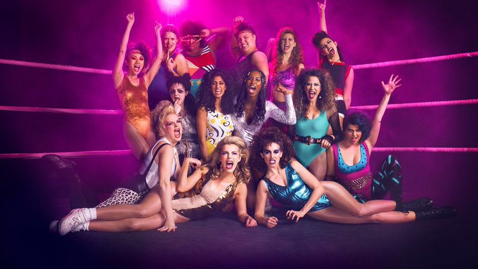 2 pic. FUCK YES!!!! @GlowNetflix 🙌🏼 https://t.co/7AS4wtMwaw