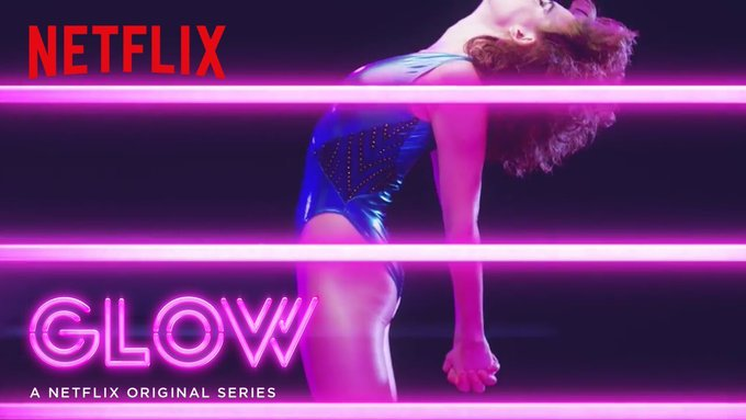 1 pic. FUCK YES!!!! @GlowNetflix 🙌🏼 https://t.co/7AS4wtMwaw