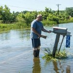 Central Michigan rivers still high after big storms