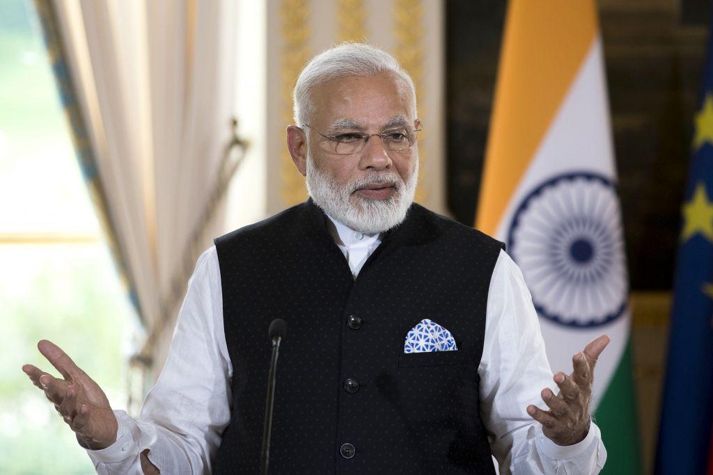 Trump calls Modi `true friend' as US, India approach talks