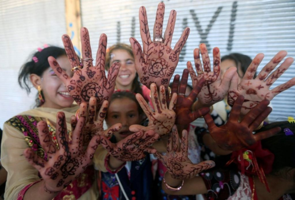 Mosul celebrates first Eid without Islamic State in years