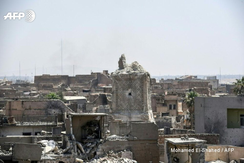 Two thirds of Mosul Old City retaken from IS: commander
