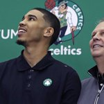 Jayson Tatum's father taught him the game, then game-planned against him