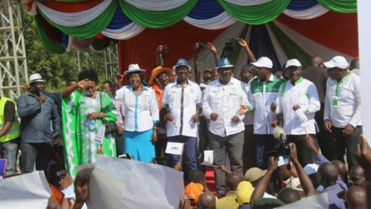 Don't let us down, NASA tells Western as vote hunt enters the homestretch
