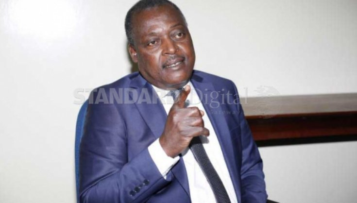 Cyrus Jirongo: I'll pay my debts before seeking your vote
