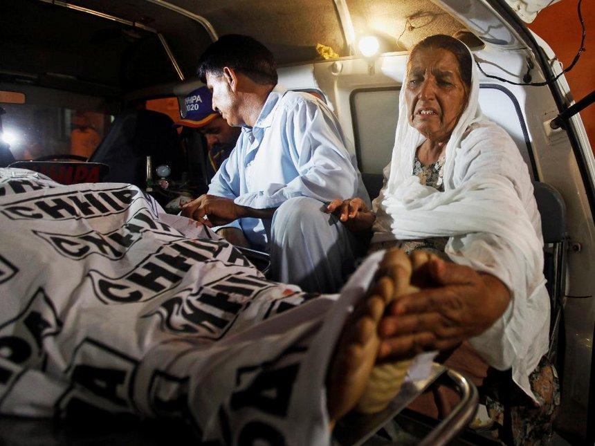 123 dead after oil tanker explosion in Pakistan