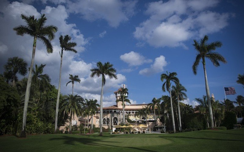 Business was booming at Mar-a-Lago. Then Trump became president