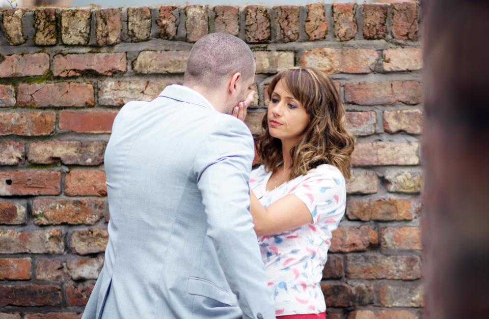 Coronation Street spoilers: Maria Connor dumps Aidan Connor after finding out about Eva Price's shock pregnancy