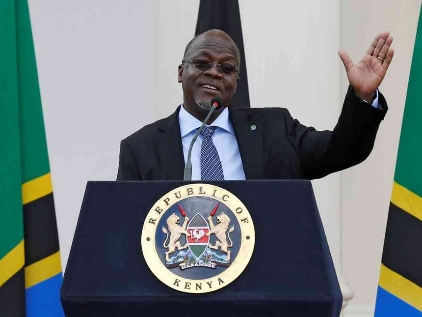 Twitter users tear into Magufuli over ban on pregnant teens from schools