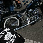 Biker in Mongols gang is arrested in fatal shooting of rival Hell Angels member
