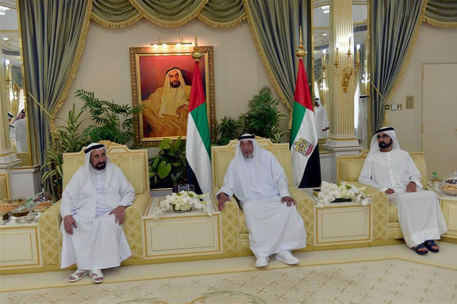 Khalifa, UAE leaders mark Eid Al Fitr in prayers and greetings