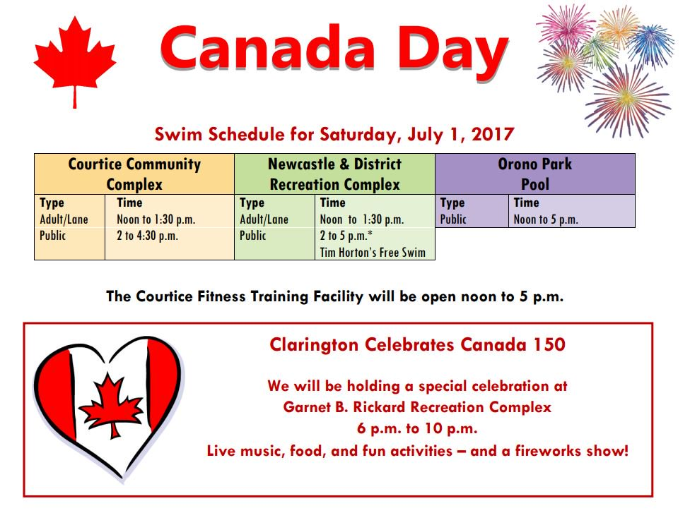 Looking To Cool Off This Canada Day Check Out The Canada