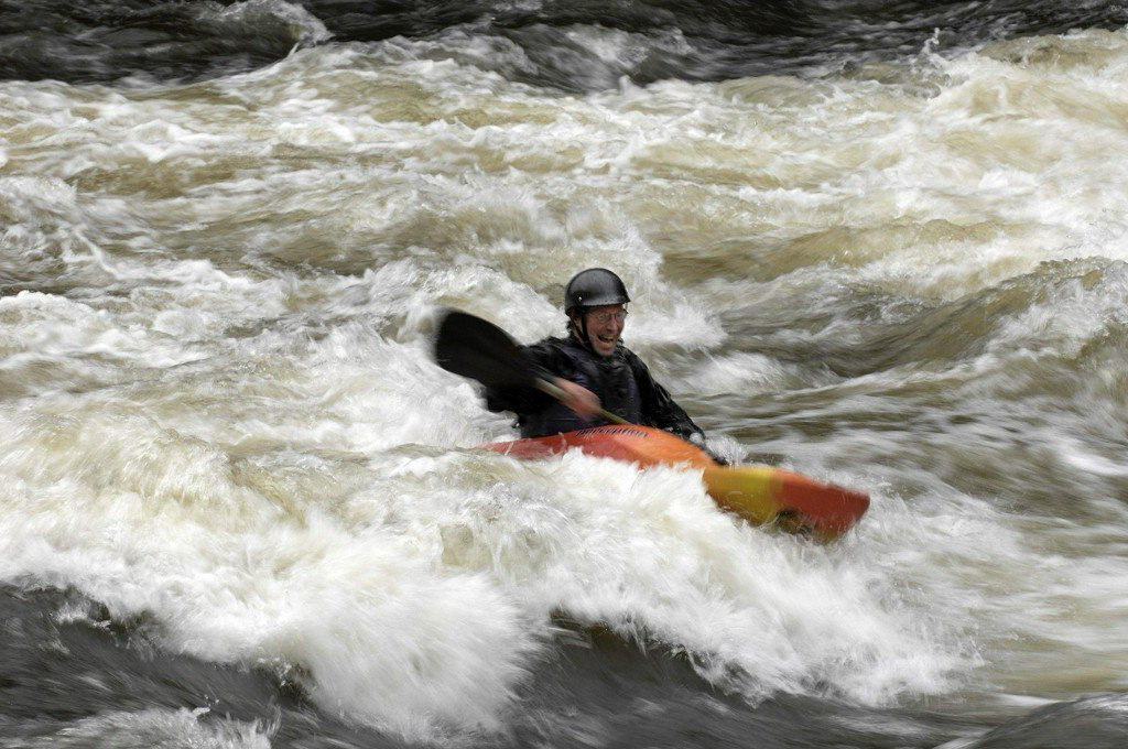 Five Whitewater Destinations In Connecticut