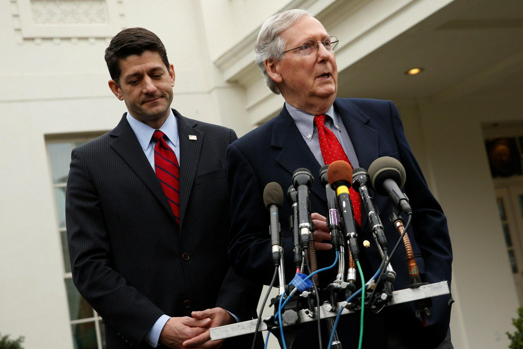 How the Senate GOP health bill differs from the House bill and Obamacare