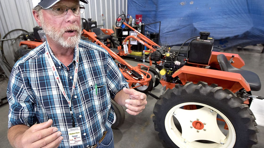 Personal touch helps small Northeast Nebraska tractor firm compete