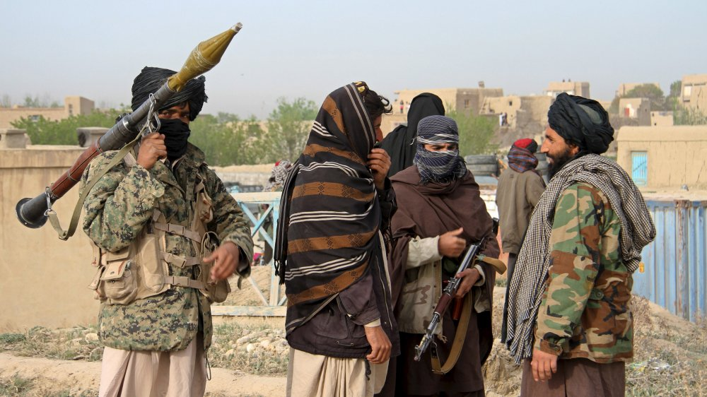 Taliban attack targets police in Afghanistan's Herat