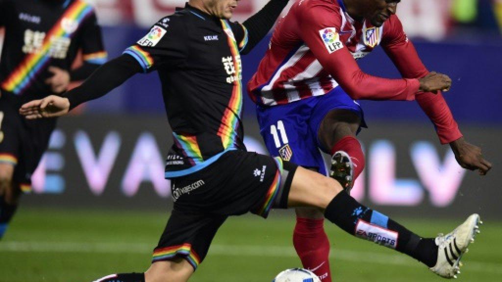 Homophobia permeates football world in Spain