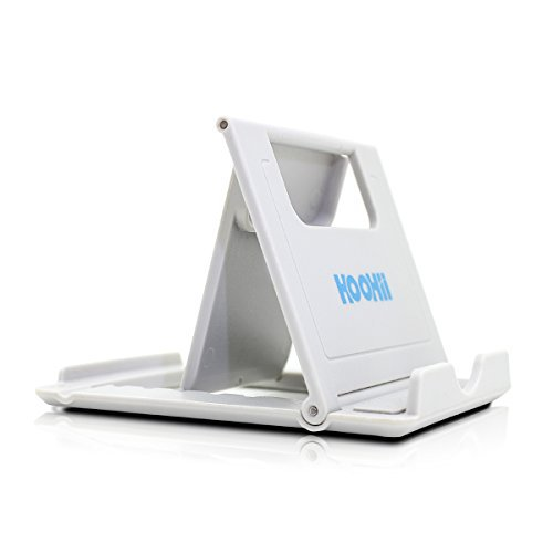 Hoohii Multi-angle Portable Fold-up Tablet Stands Holders for Smartphones,...