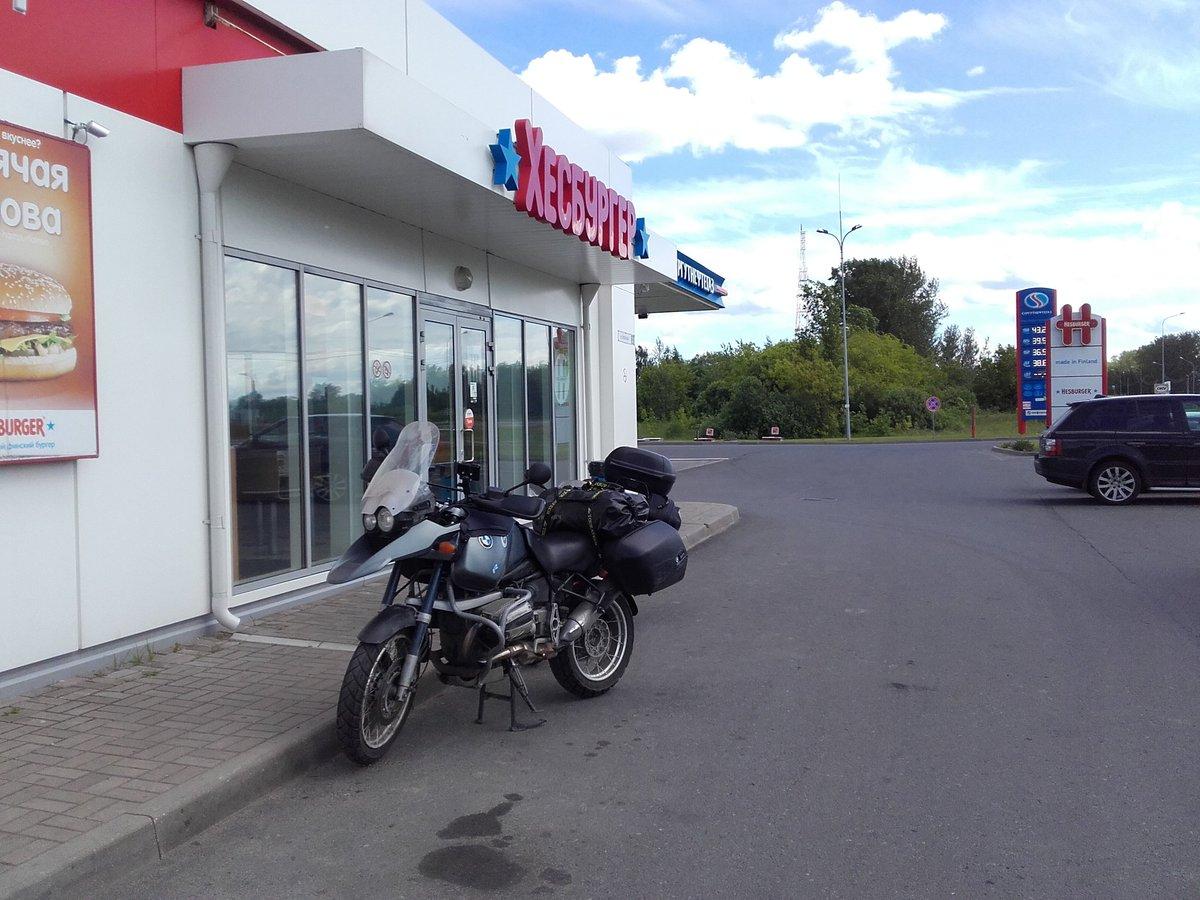 test Twitter Media - Ostatni postój w Rosji przed granicą z Łotwą... https://t.co/qB99f6CHpM