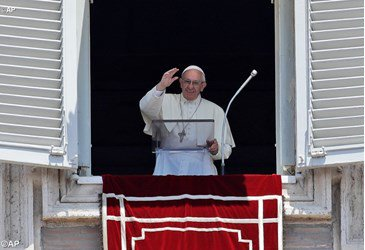 Pope Francis salutes Lithuania's first Soviet-era martyr