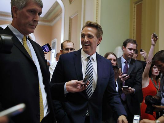 Flake's push for new war authorization against ISIS gains steam