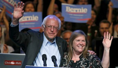 Sanders, wife Jane, hire lawyers amid FBI probe on loan application: report