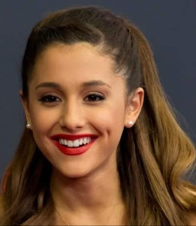 Congratulations! HAPPY! 23rd! BIRTHDAY! Ariana! Grande! Sweeet! Way! Cool! Aaaaay!