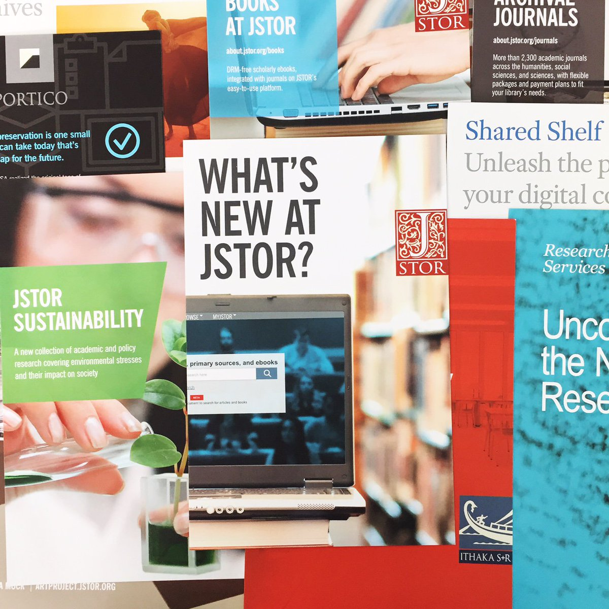 test Twitter Media - Want to find out what's new at JSTOR? There's still time! Head to booth 2620 at #alaac17! https://t.co/fk0sfpOPMy https://t.co/Xbube2wjfU