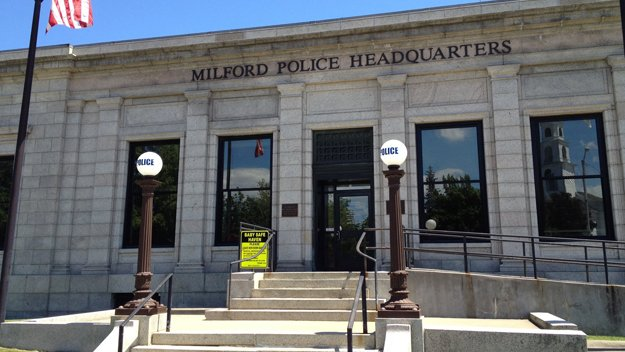 Milford Police Investigate Man's Death