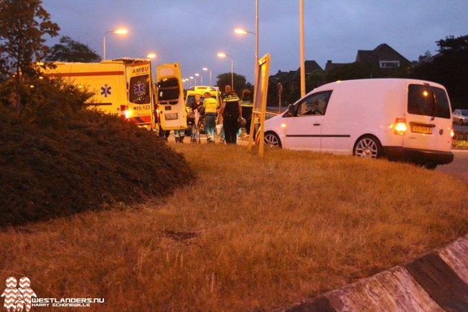 Motorrijder eenzijdig ongeluk Nieuweweg overleden https://t.co/d6PHz37DCj https://t.co/ItH7sGD9IV