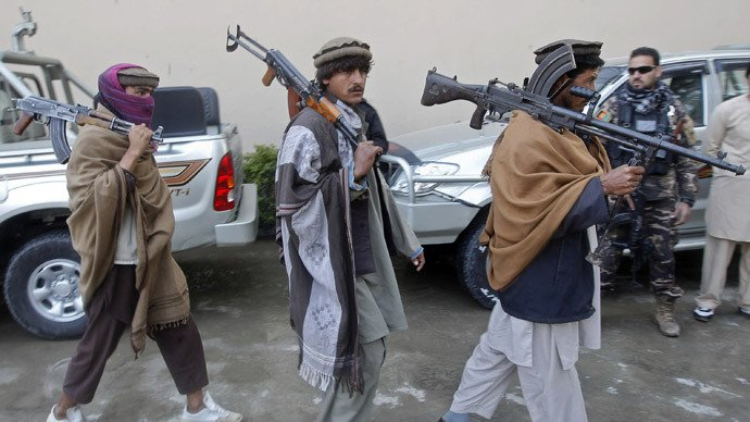 Taliban militants kill 10 police officers near dam in Afghanistan