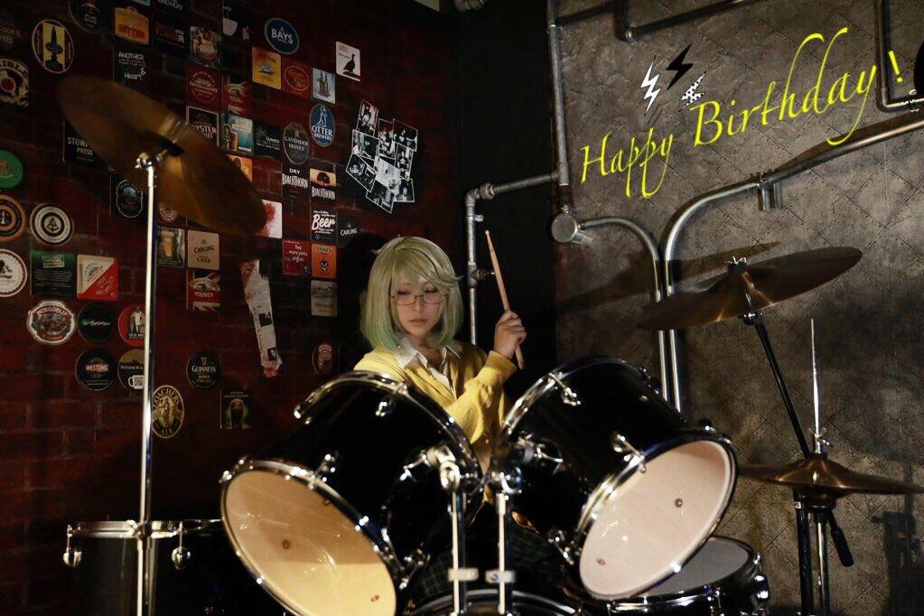 センセー!お誕生日おめでとうございます!せっかくだから使い回しだけど😭幕末Rockふとした時に、スキダァってなる😭烈Ro
