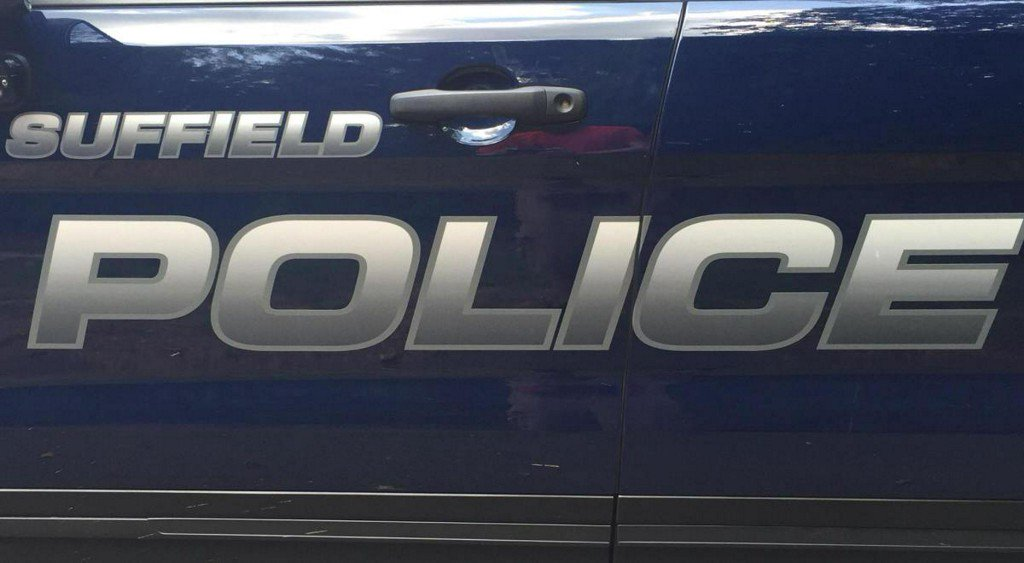 Suffield police investigating after tanker truck hits home
