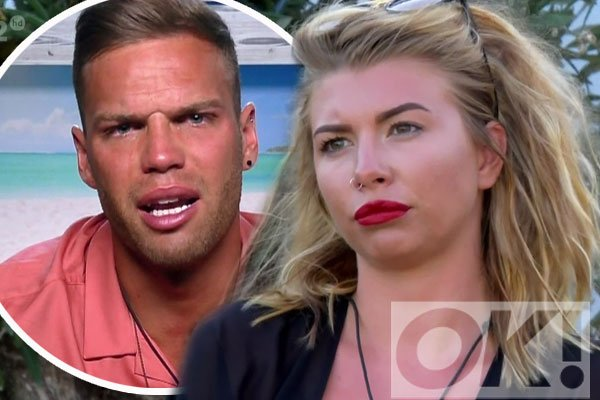 LoveIsland: @OliviaDBuck reveals which islander should help Dom MOVE ON from Jess