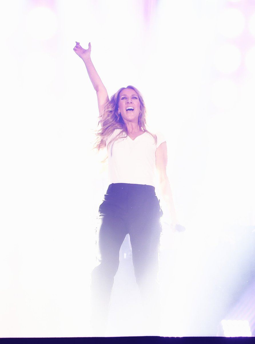 That's how excited we are to be in #Leeds for the first time tonight! - TC #CelineDionLive2017  ???? : @denisetruscello https://t.co/gIjx855OYG