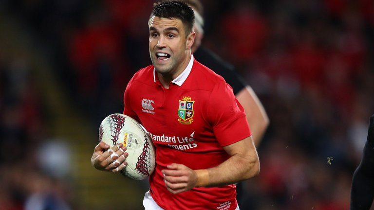 test Twitter Media - Warren Gatland revealed his frustration at the way Conor Murray was roughed up by the All Blacks in the first Test: https://t.co/c3yDDAtyhC https://t.co/WruRyM7HAR
