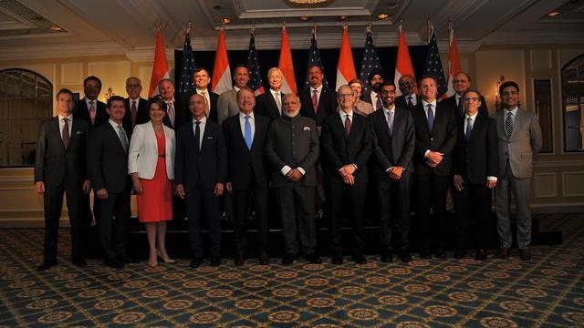 LIVE | Modi in US: PM meets top business leaders; Cook, Bezos and Pichai in attendance