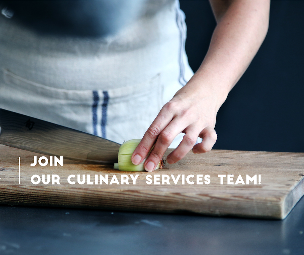 In the Kalamazoo, MI, area? We're hiring a part time Culinary Services Assistant. https://t.co/EBn1u6spKx https://t.co/SACzJsfruZ