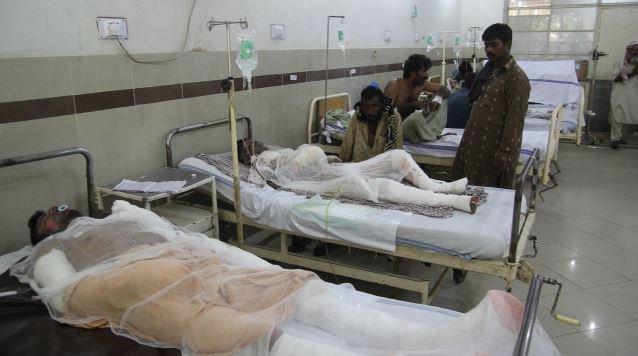 Pakistan: 151 killed, 140 injured in Bahawalpur oil tanker fire
