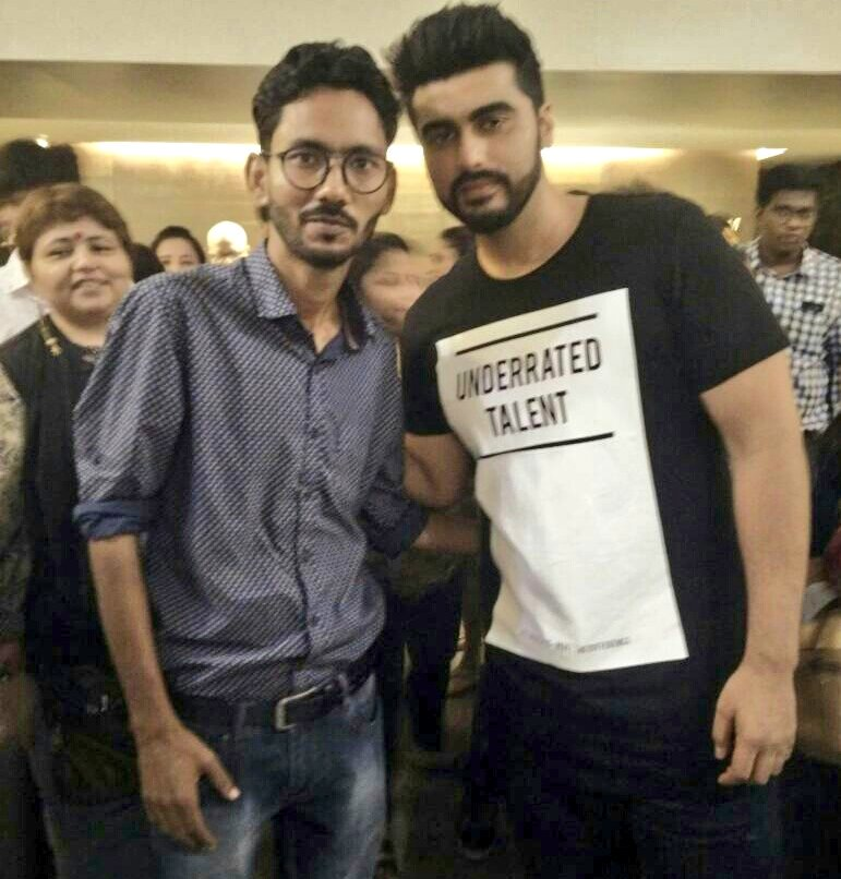 RT @Ritesh000786: @arjunk26 @SpiceSocial1 @MubarakanMovie Happy Birthday to Talented A ...